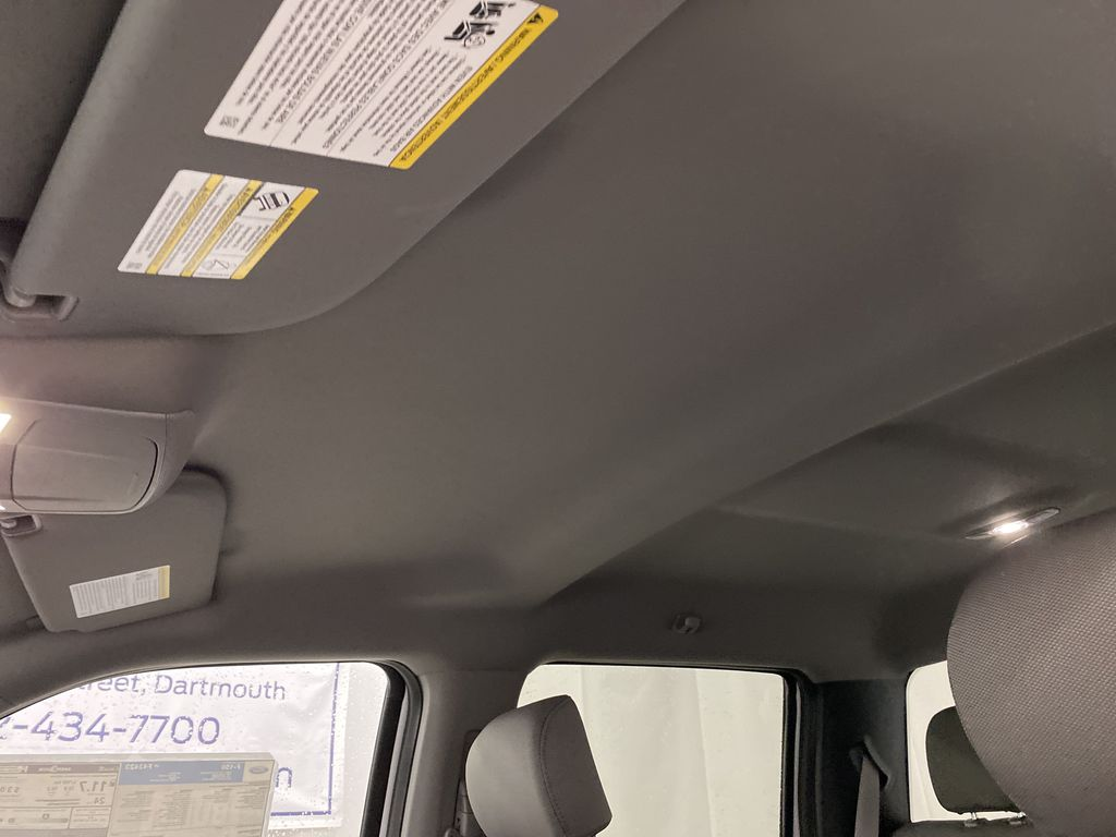 White[Oxford White] 2020 Ford F-150 Sunroof Photo in Dartmouth NS