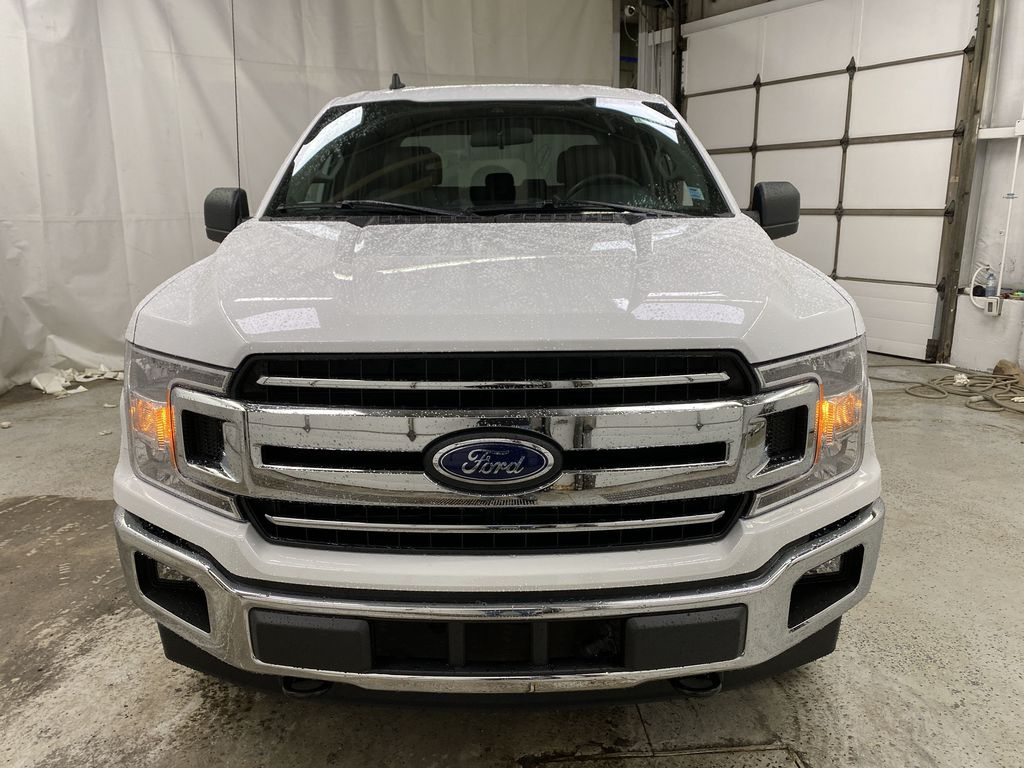 White[Oxford White] 2020 Ford F-150 Front Vehicle Photo in Dartmouth NS