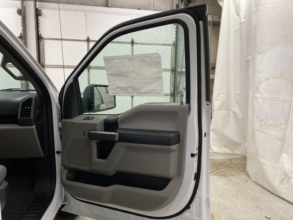 White[Oxford White] 2020 Ford F-150 Right Front Interior Door Panel Photo in Dartmouth NS