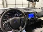 White[Oxford White] 2020 Ford F-150 Steering Wheel and Dash Photo in Dartmouth NS
