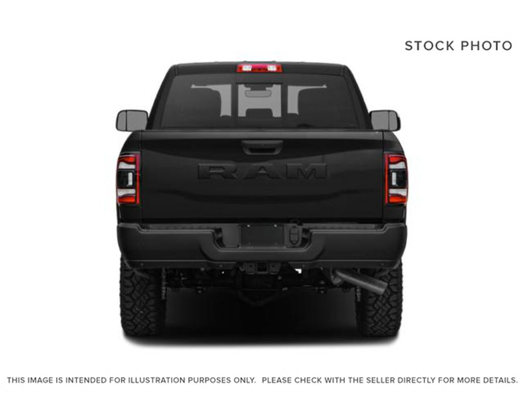 Red[Flame Red] 2020 Ram 2500 Rear of Vehicle Photo in Cold Lake AB