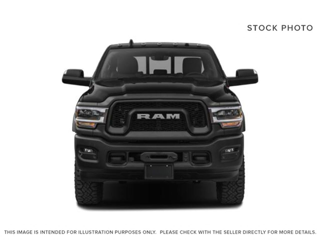 Red[Flame Red] 2020 Ram 2500 Front Vehicle Photo in Cold Lake AB
