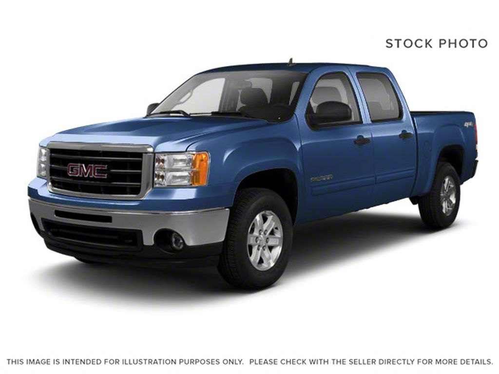 Gray[Stealth Grey Metallic] 2011 GMC Sierra 1500