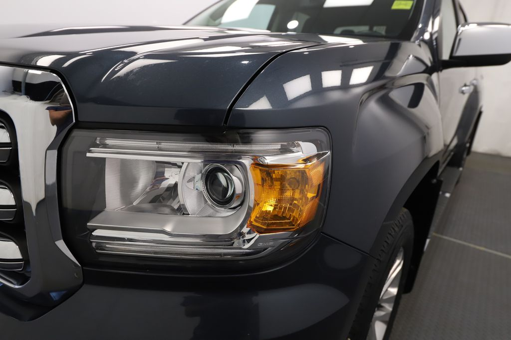 Blue 2019 GMC Canyon Engine Compartment Photo in Lethbridge AB