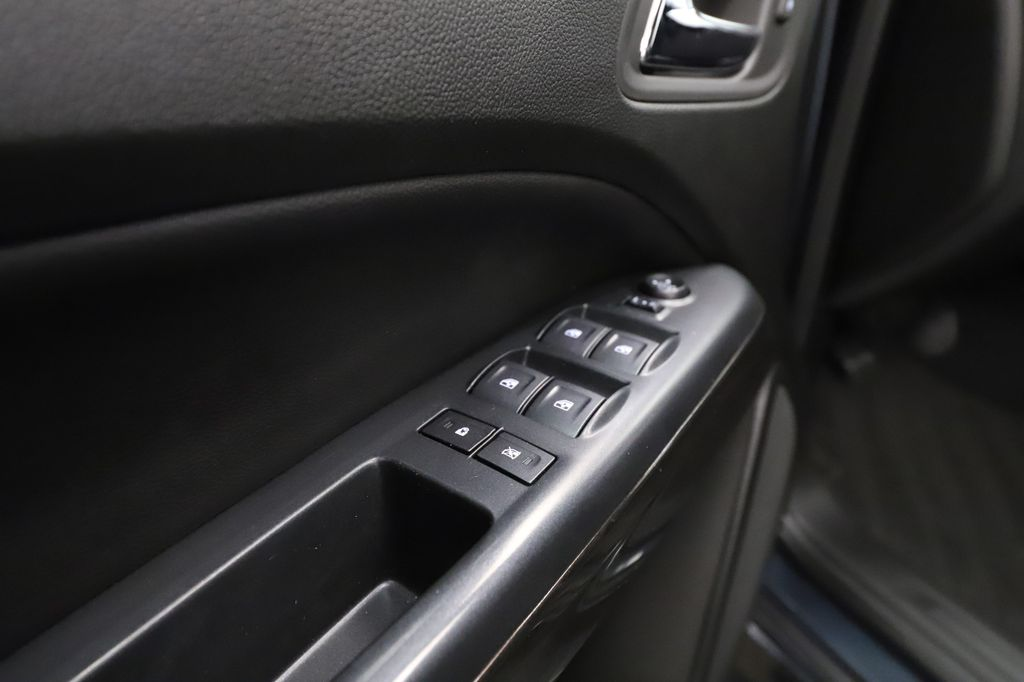 Blue 2019 GMC Canyon Left Side Rear Seat  Photo in Lethbridge AB