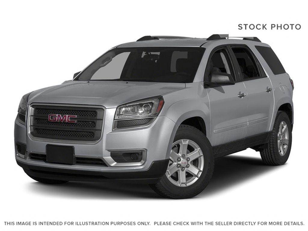 Silver[Quicksilver Metallic] 2015 GMC Acadia