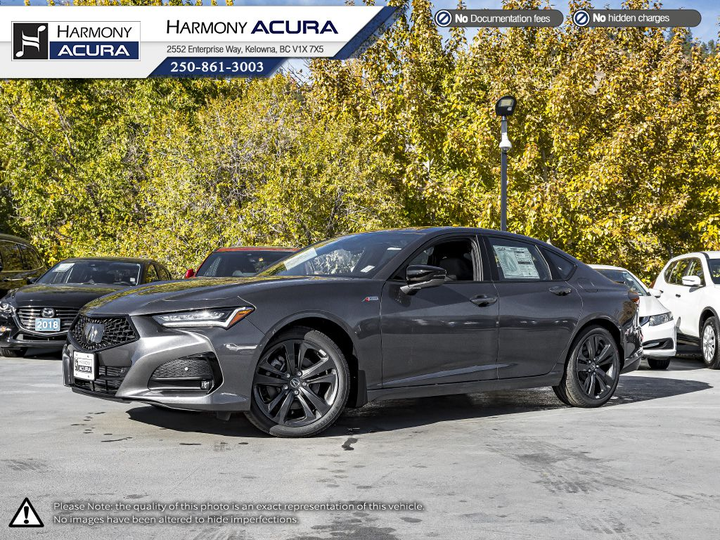 GREY_NH-797M 2021 Acura TLX