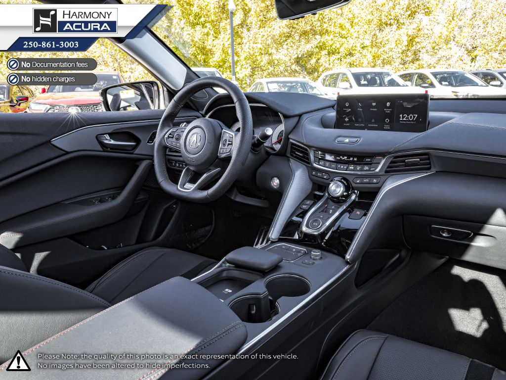 GREY_NH-797M 2021 Acura TLX Front Vehicle Photo in Kelowna BC