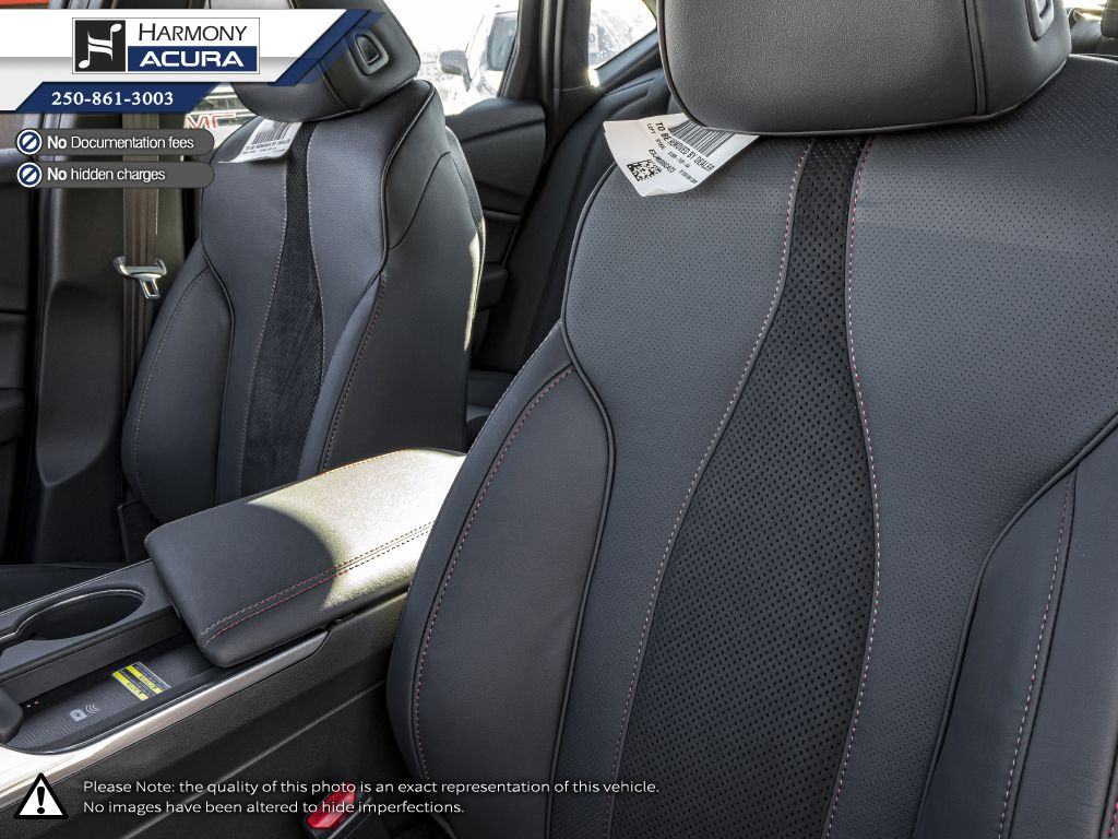 GREY_NH-797M 2021 Acura TLX Third Row Seat or Additional  Photo in Kelowna BC