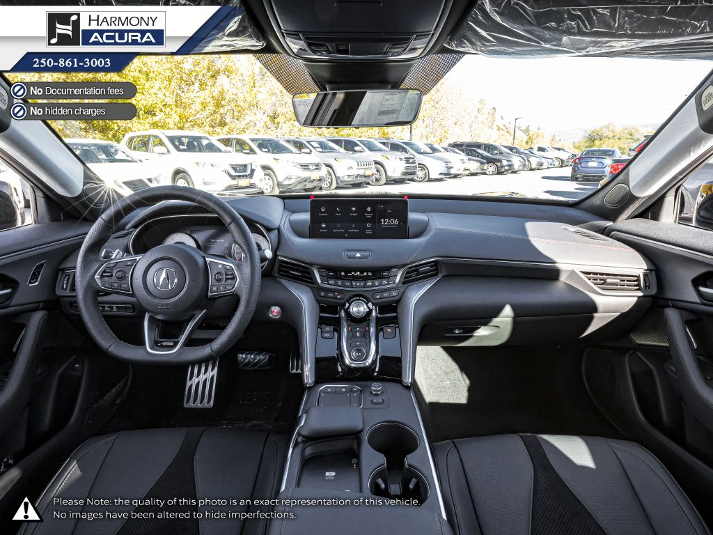 GREY_NH-797M 2021 Acura TLX Right Side Front Seat  Photo in Kelowna BC