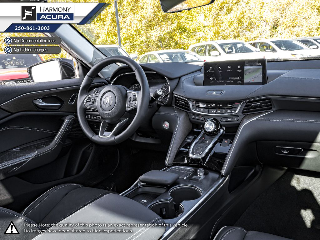 SILVER NH-830M 2021 Acura TLX Front Vehicle Photo in Kelowna BC