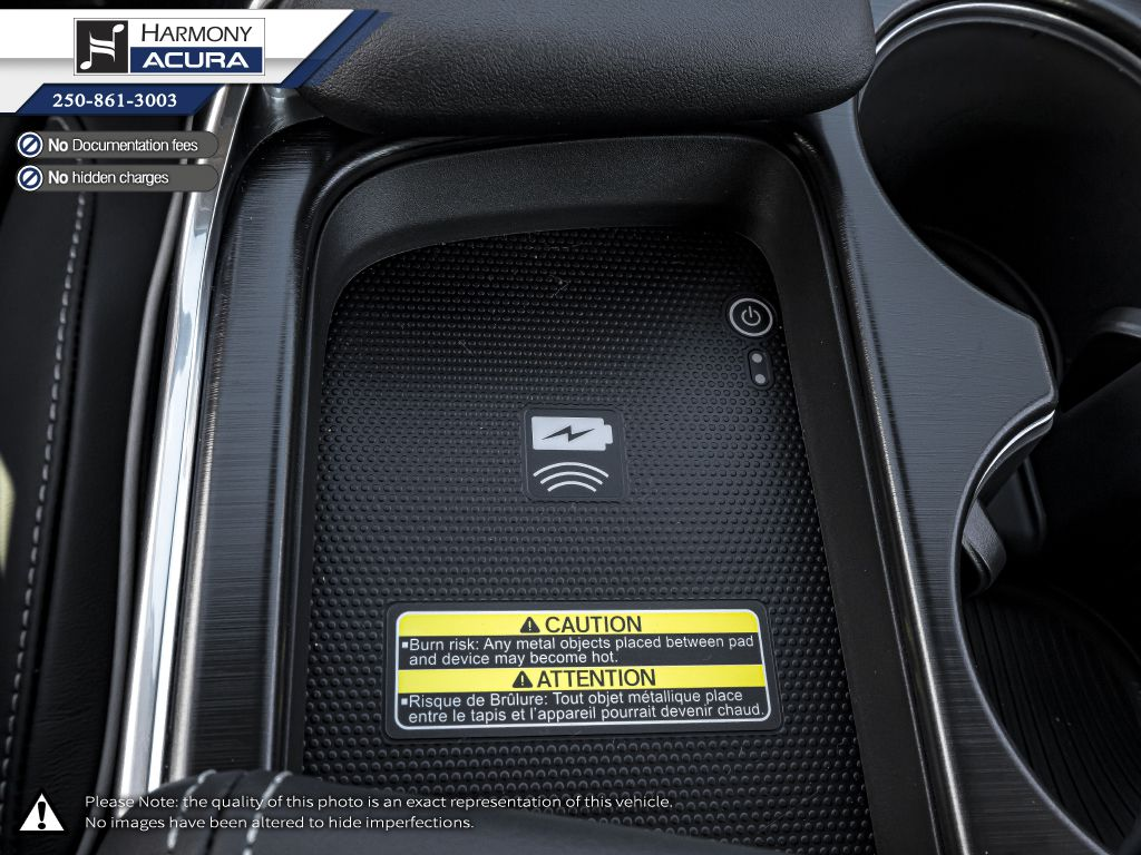 SILVER NH-830M 2021 Acura TLX Central Dash Options Photo in Kelowna BC