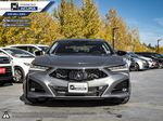 SILVER NH-830M 2021 Acura TLX Left Front Interior Photo in Kelowna BC