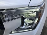 White[White Frost Tricoat] 2021 GMC Sierra 1500 Denali Left Front Head Light / Bumper and Grill in Canmore AB