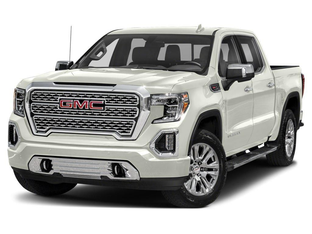 White 2021 GMC Sierra 1500