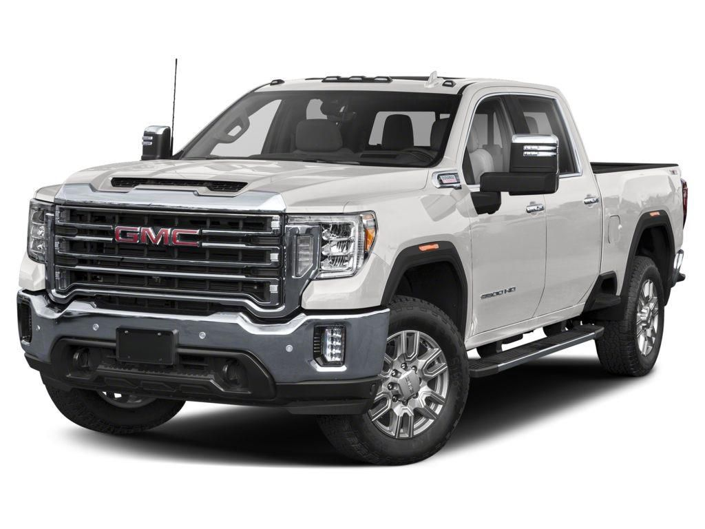 White 2021 GMC Sierra 3500HD