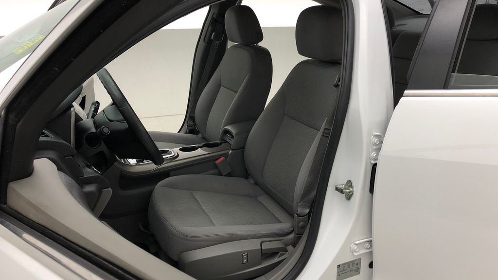 White[Summit White] 2013 Chevrolet Malibu LS - Cheap Used Car For Sale, Cruise Control Left Front Interior Photo in Winnipeg MB