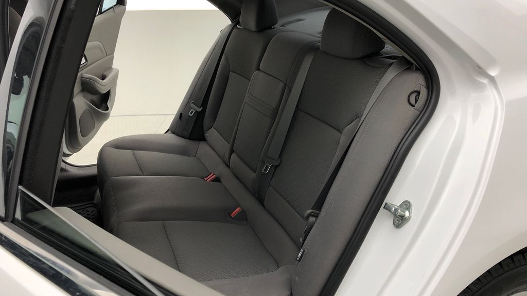 White[Summit White] 2013 Chevrolet Malibu LS - Cheap Used Car For Sale, Cruise Control Left Side Rear Seat  Photo in Winnipeg MB