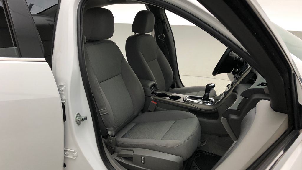 White[Summit White] 2013 Chevrolet Malibu LS - Cheap Used Car For Sale, Cruise Control Right Side Front Seat  Photo in Winnipeg MB