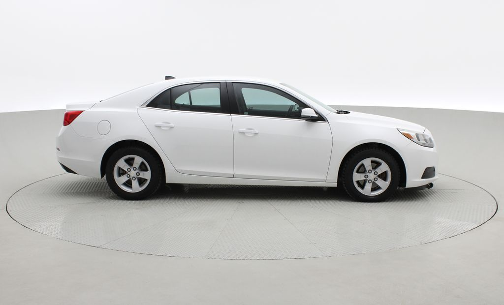 White[Summit White] 2013 Chevrolet Malibu LS - Cheap Used Car For Sale, Cruise Control Right Side Photo in Winnipeg MB