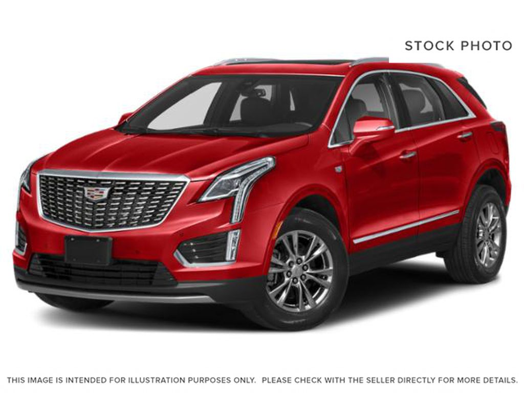 Red[Infrared Tintcoat] 2021 Cadillac XT5