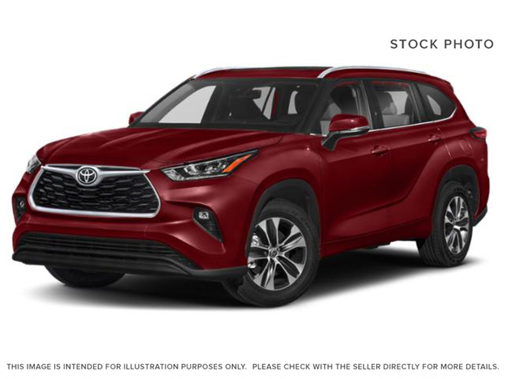 Red[Ruby Flare Pearl] 2021 Toyota Highlander