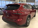 Red[Ruby Flare Pearl] 2021 Toyota Highlander XLE Right Rear Corner Photo in Sherwood Park AB