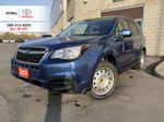 Blue 2017 Subaru Forester Primary Listing Photo in Brampton ON
