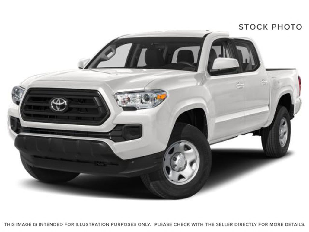 White[Super White] 2020 Toyota Tacoma Limited
