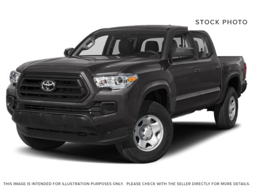 Magnetic Grey Metallic 2021 Toyota Tacoma