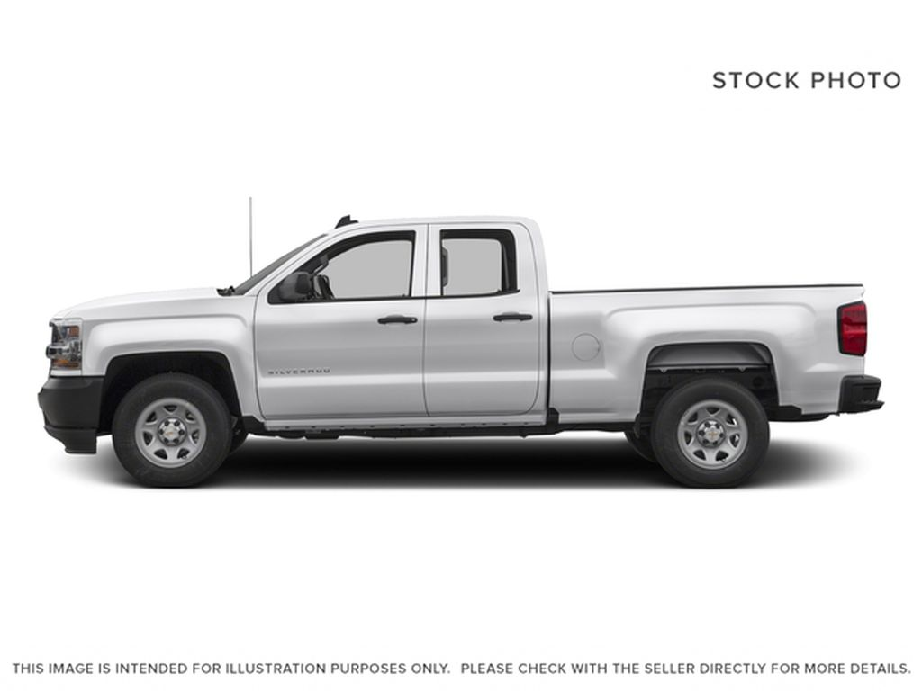 2016 Chevrolet Silverado 1500 Left Side Photo in Medicine Hat AB