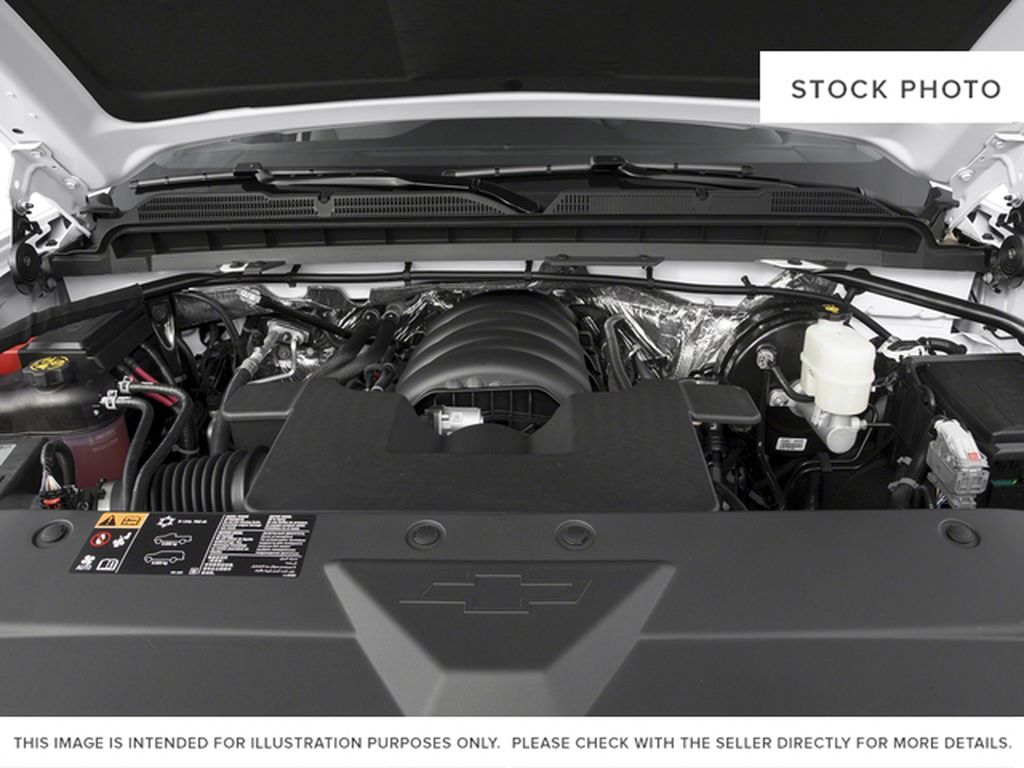 2016 Chevrolet Silverado 1500 Engine Compartment Photo in Medicine Hat AB