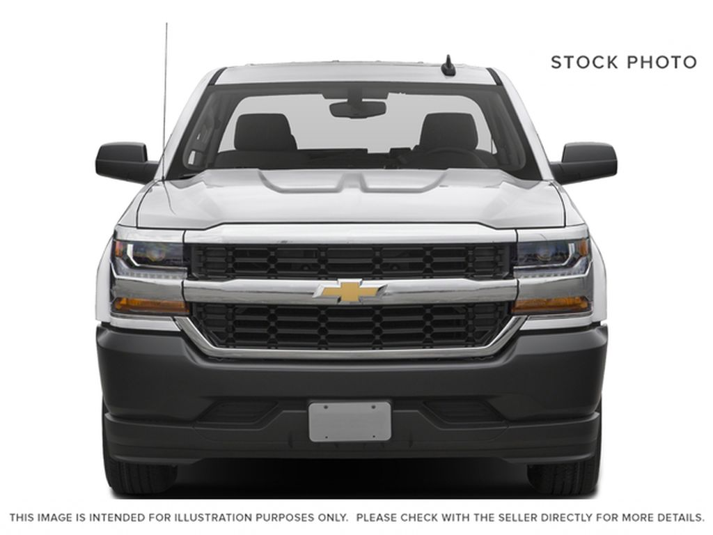 2016 Chevrolet Silverado 1500 Front Vehicle Photo in Medicine Hat AB