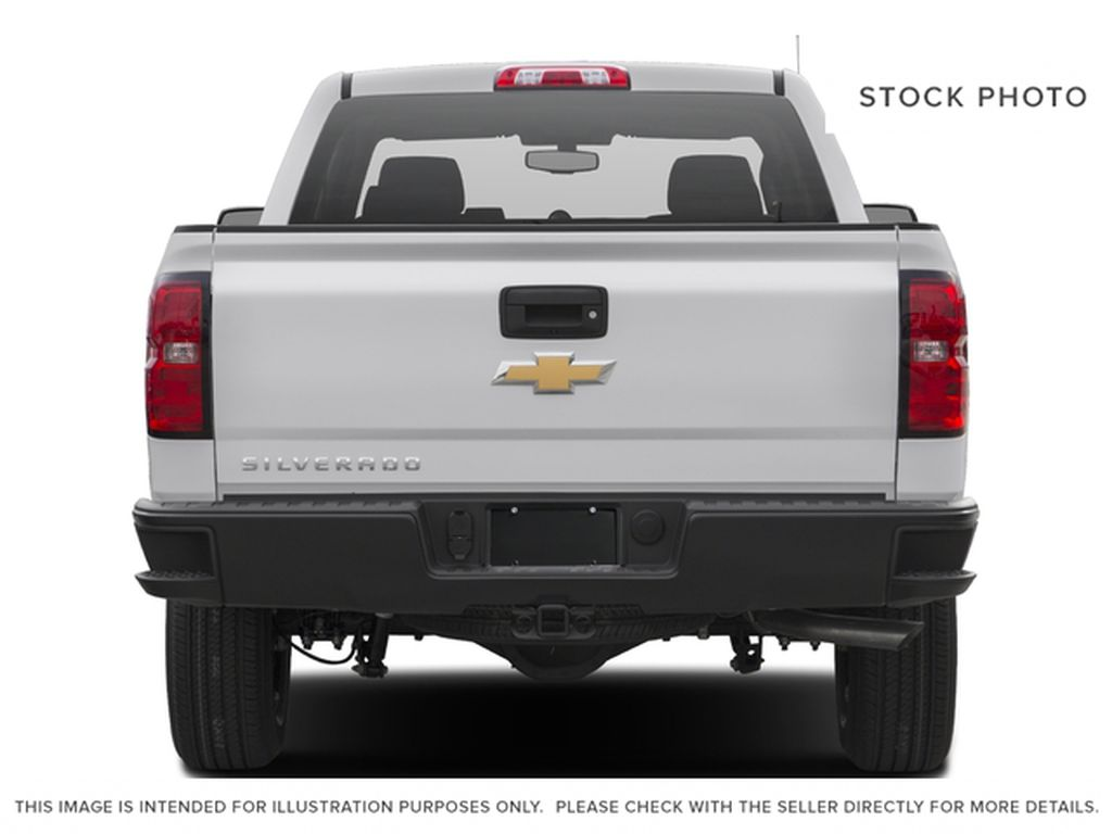 2016 Chevrolet Silverado 1500 Rear of Vehicle Photo in Medicine Hat AB