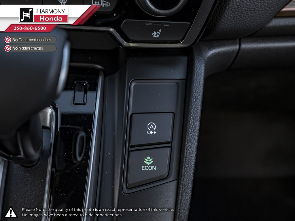 RED R-569M 2020 Honda CR-V Left Driver Controlled Options Photo in Kelowna BC