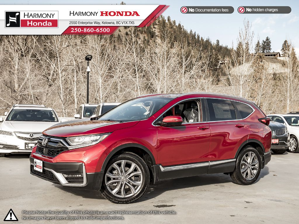 RED R-569M 2020 Honda CR-V
