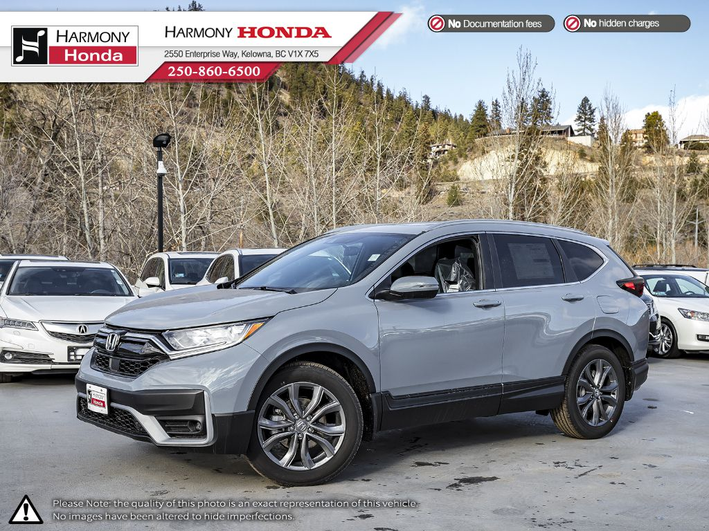 GREY NH-877P 2020 Honda CR-V