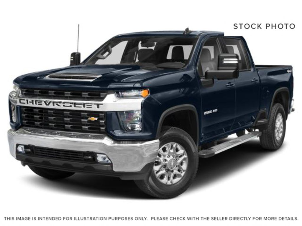 Blue[Northsky Blue Metallic] 2020 Chevrolet Silverado 2500HD