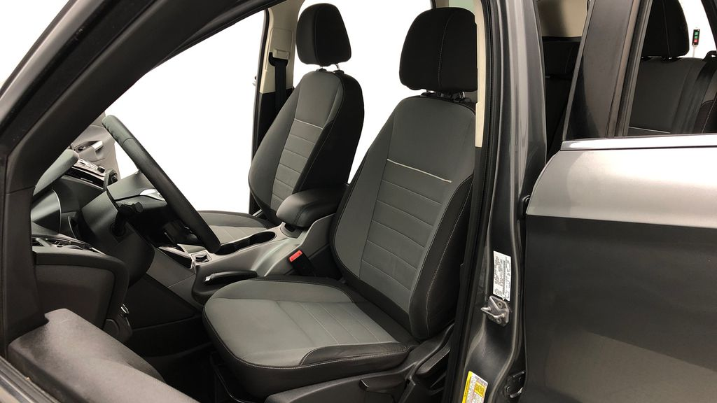 Gray[Sterling Grey Metallic] 2013 Ford Escape SE AWD - 2.0L EcoBoost, Bluetooth, SAT Radio Left Front Interior Photo in Winnipeg MB
