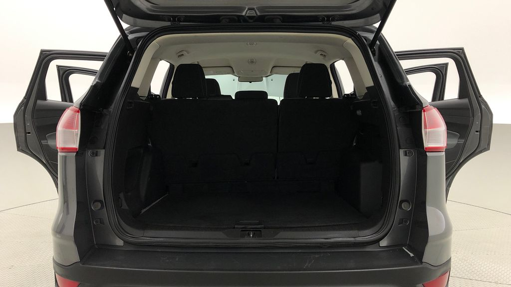Gray[Sterling Grey Metallic] 2013 Ford Escape SE AWD - 2.0L EcoBoost, Bluetooth, SAT Radio Trunk / Cargo Area Photo in Winnipeg MB