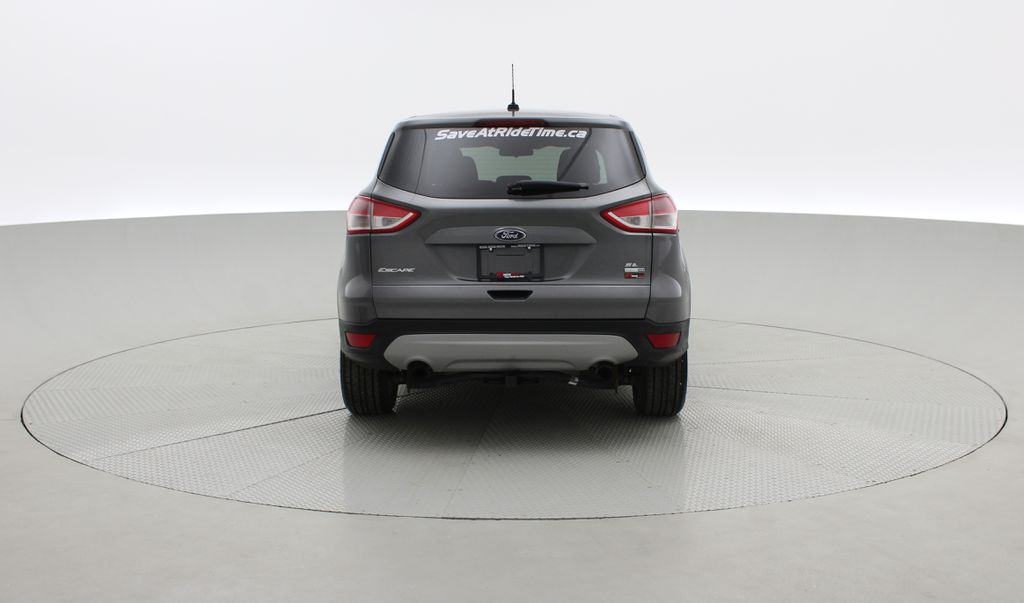 Gray[Sterling Grey Metallic] 2013 Ford Escape SE AWD - 2.0L EcoBoost, Bluetooth, SAT Radio Rear of Vehicle Photo in Winnipeg MB