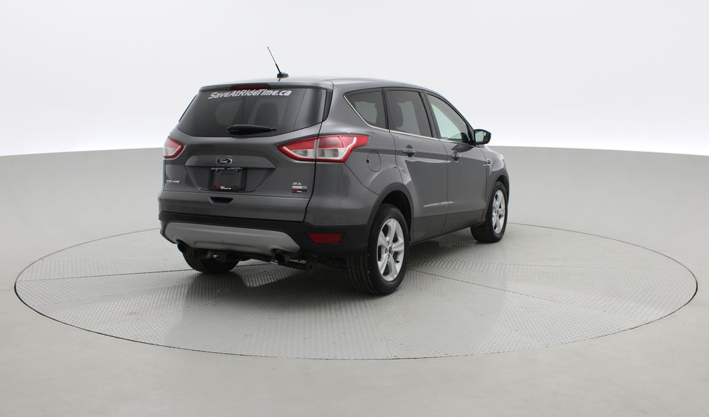 Gray[Sterling Grey Metallic] 2013 Ford Escape SE AWD - 2.0L EcoBoost, Bluetooth, SAT Radio Right  Rear Corner Photo in Winnipeg MB