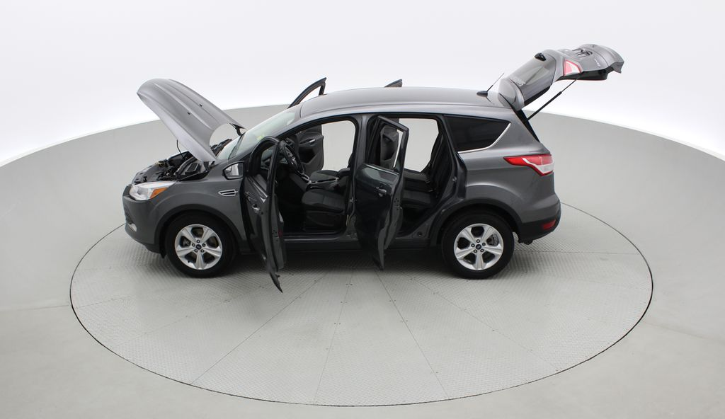 Gray[Sterling Grey Metallic] 2013 Ford Escape SE AWD - 2.0L EcoBoost, Bluetooth, SAT Radio Left Side Photo in Winnipeg MB