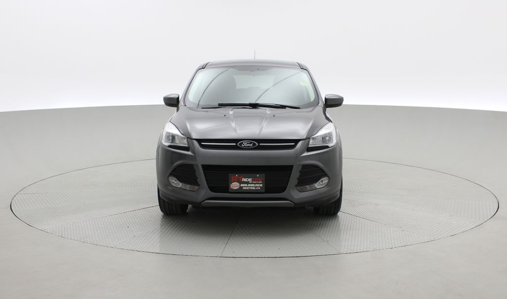 Gray[Sterling Grey Metallic] 2013 Ford Escape SE AWD - 2.0L EcoBoost, Bluetooth, SAT Radio Front Vehicle Photo in Winnipeg MB