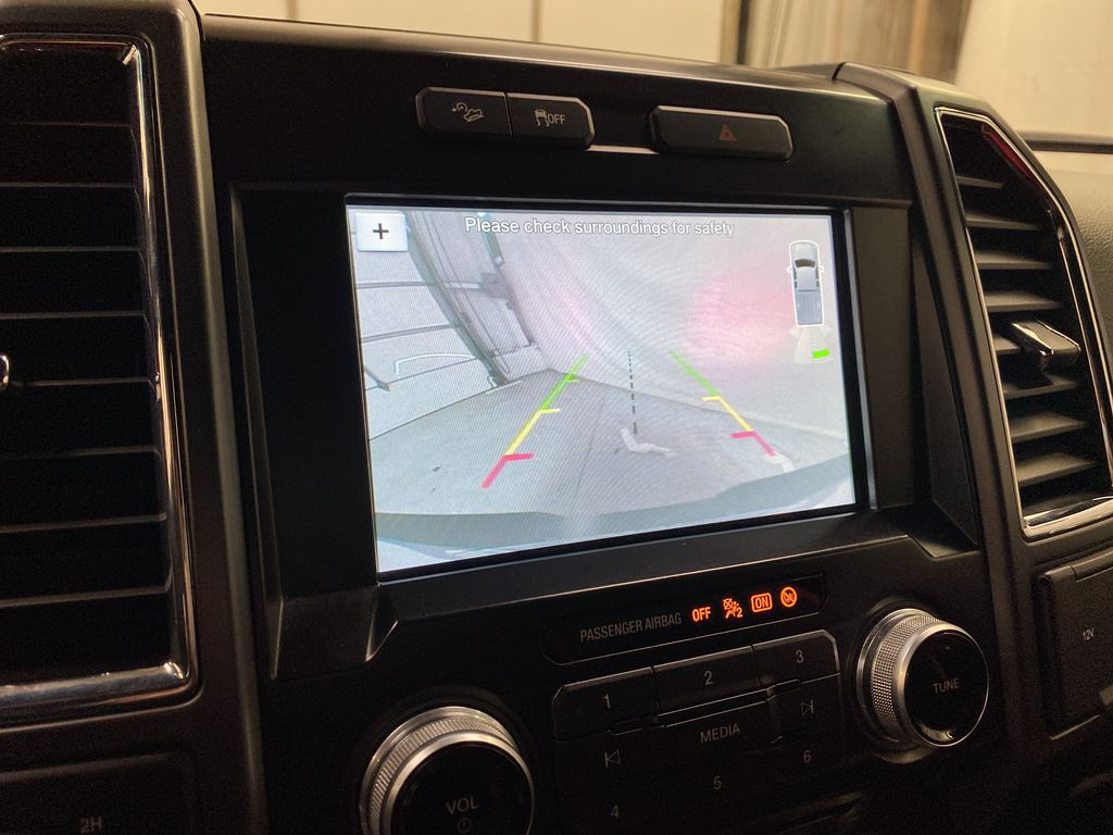 White[Oxford White] 2016 Ford F-150 Backup Camera Closeup Photo in Dartmouth NS