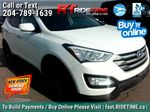 White[Frost White] 2015 Hyundai Santa Fe Sport Premium AWD - Heated Seats, Bluetooth Primary Listing Photo in Winnipeg MB