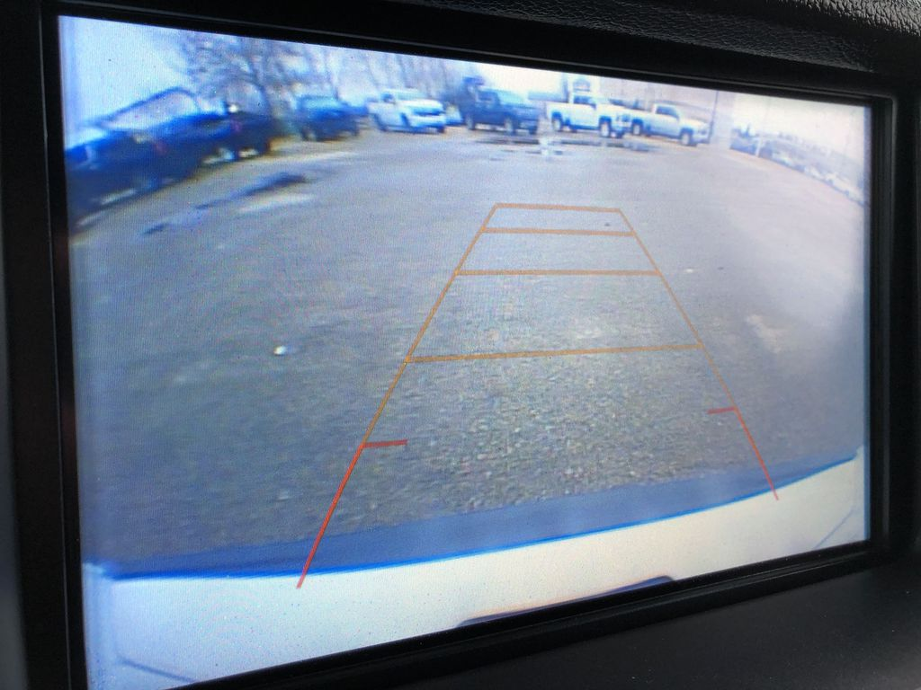 White[Summit White] 2019 Chevrolet Suburban Backup Camera Closeup Photo in Edmonton AB