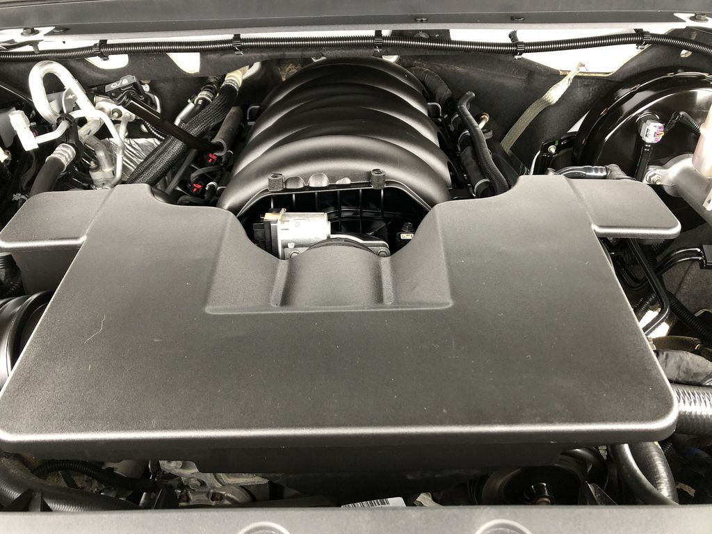 White[Summit White] 2019 Chevrolet Suburban Engine Compartment Photo in Edmonton AB
