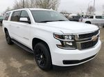 White[Summit White] 2019 Chevrolet Suburban Right Front Corner Photo in Edmonton AB