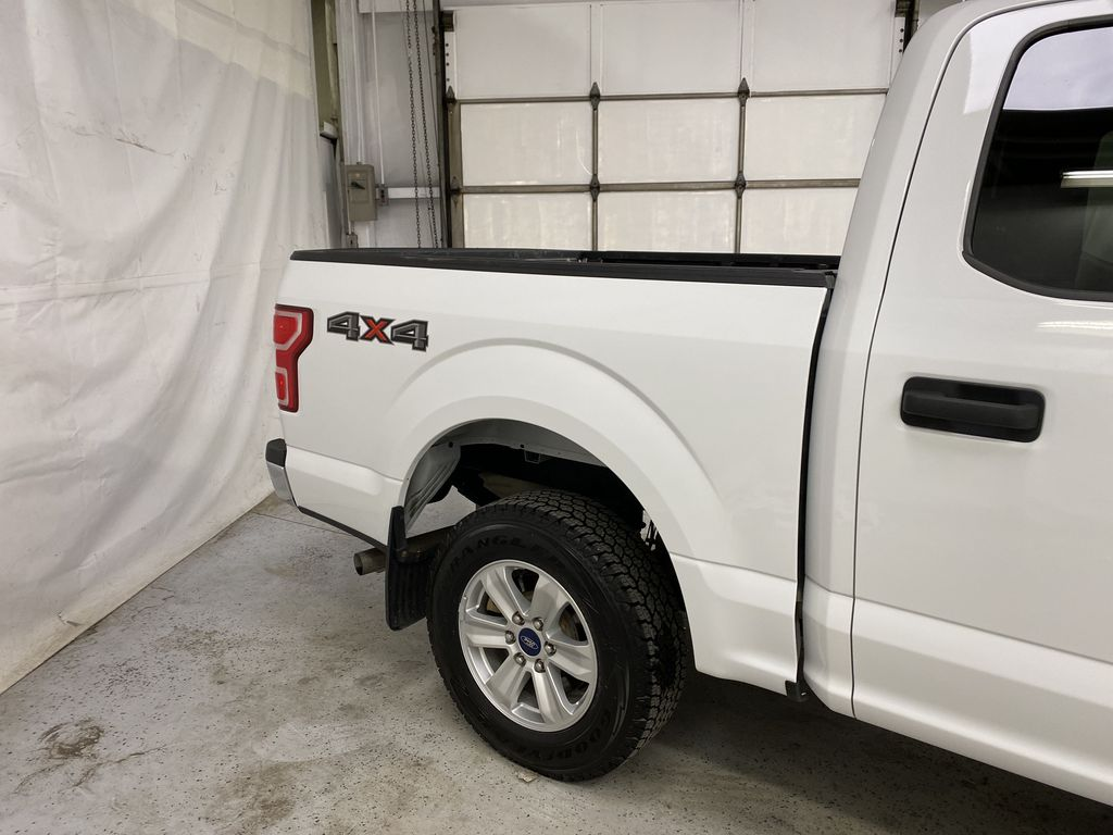 White[Oxford White] 2019 Ford F-150 Right Rear Corner Photo in Dartmouth NS